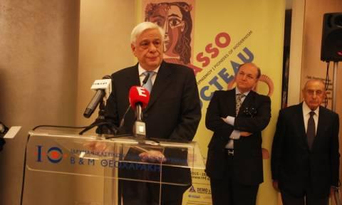 Παυλόπουλος: Η Ελλάδα ήταν, είναι και θα είναι πηγή έμπνευσης, πνεύματος και πολιτισμού (pics)