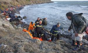 Κι άλλα νεκρά παιδιά στο Αιγαίο - Νέο ναυάγιο προσφύγων στην Κω