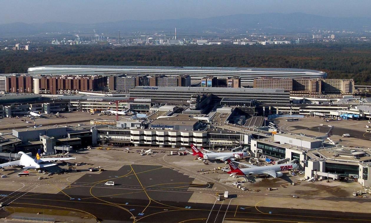 Греческие региональные аэропорты купил немецкий консорциум FRAPORT