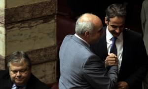 Μητσοτάκης: Ο Μεϊμαράκης δεν δίνει προοπτική νίκης στη ΝΔ