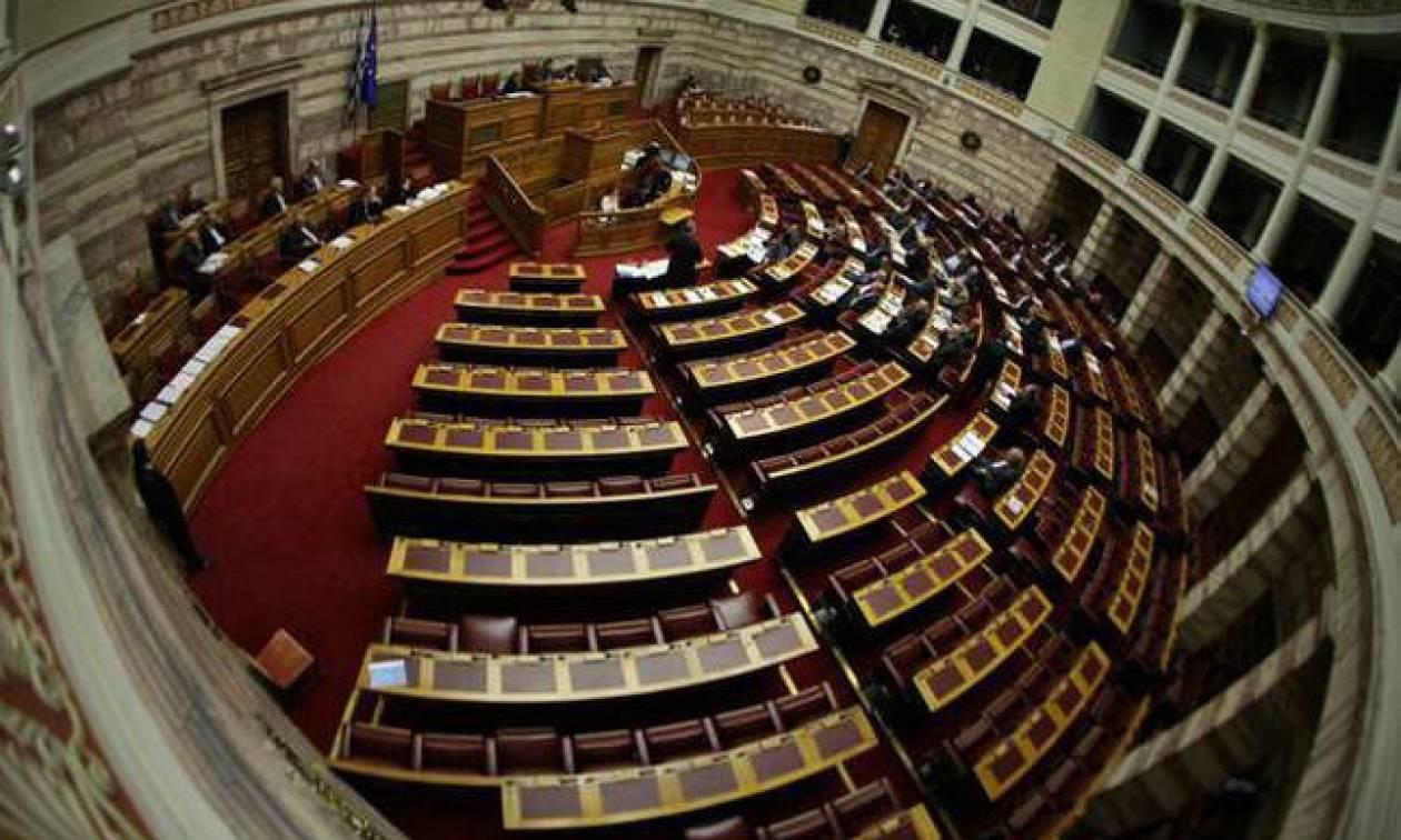 Βουλή: Δείτε LIVE τη συζήτηση του ν/σ με τα προαπαιτούμενα