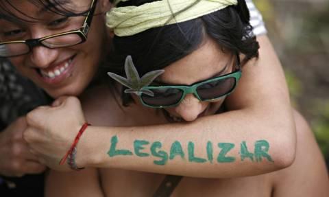 Μεξικό: Σχεδόν νομιμοποιεί την καλλιέργεια κάνναβης