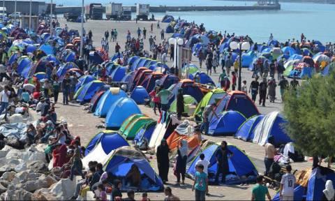 Λέσβος: Τουλάχιστον 6.000 άτομα θα αναχωρήσουν μετά τη λήξη της απεργίας