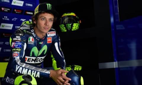 MotoGP Grand Prix Βαλένθια: Απορρίφθηκε το αίτημα του Rossi (video)