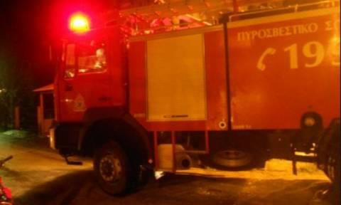 Διδυμότειχο: Στις φλόγες διώροφη κατοικία