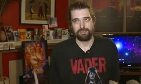 Καρκινοπαθής λάτρης του Star Wars είδε πρώτος το «Ξύπνημα της Δύναμης»