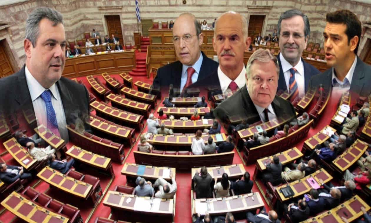 Φάκελος: Έλληνες Πολιτικοί - Τα ψέματα και οι κωλοτούμπες όσων κυβέρνησαν τη χώρα! (video)