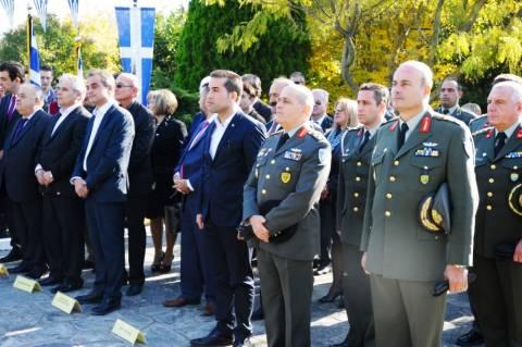 Ο Α/ΓΕΣ στην επέτειο  Απελευθέρωσης Αμυνταίου (pics)