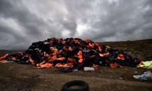 Λέσβος: Μάχη με το χρόνο δίνουν οι φορείς για να βρεθεί χώρος να ταφούν οι πρόσφυγες