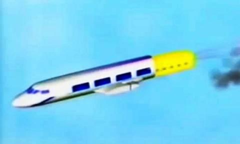 Αυτή είναι η εφεύρεση που μπορεί να σώσει τους επιβάτες αεροπλάνου από συντριβή! (videos)