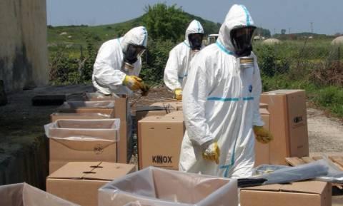 ΟΑΧΟ: Επιβεβαιώθηκε η χρήση χημικών μεταξύ ΙΚ και ανταρτών στη Συρία