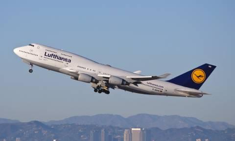 Lufthansa: Ξεκίνησε απεργία διαρκείας – Ακυρώθηκαν εκατοντάδες πτήσεις