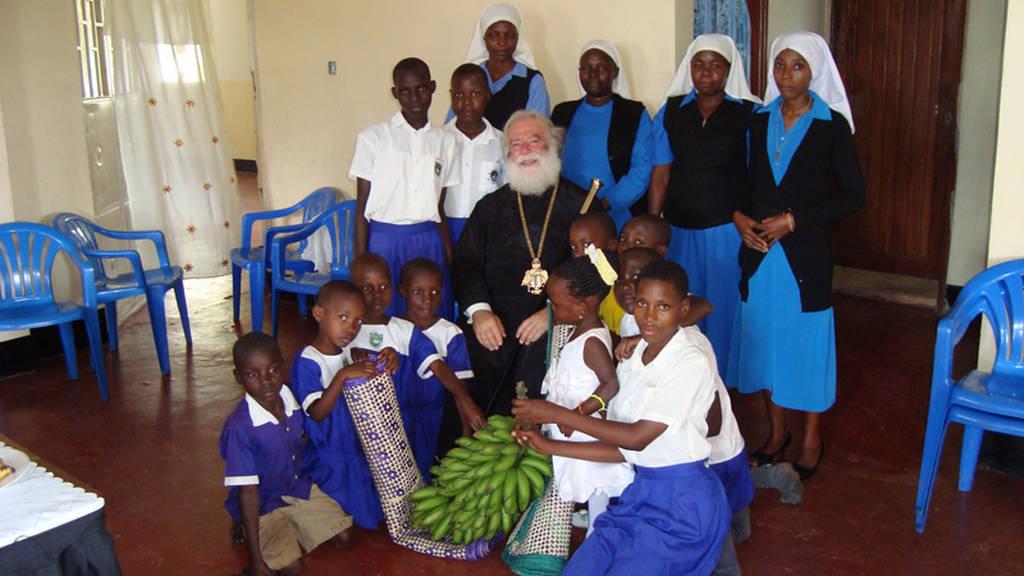 Ποιμαντική επίσκεψη του Πατριάρχη Αλεξανδρείας στην Ουγκάντα (photos)