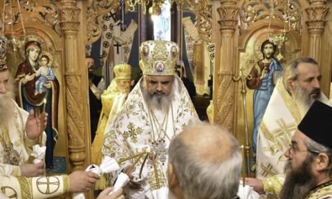 Εγκαίνια Ναού από τον Πατριάρχη Ρουμανίας