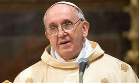 Πάπας Φραγκίσκος: «Αδικη η επαναδιαπραγμάτευση της συντάξιμης ηλικίας με τρομακτικά ακραίο τρόπο»