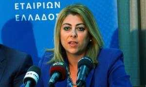 Σαββαΐδου: Υπήρξαν πολιτικές παρεμβάσεις κατά τη διάρκεια της θητείας μου