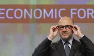 Μοσκοβισί: Η Ελλάδα πρέπει να τρέξει με τη διαπραγμάτευση
