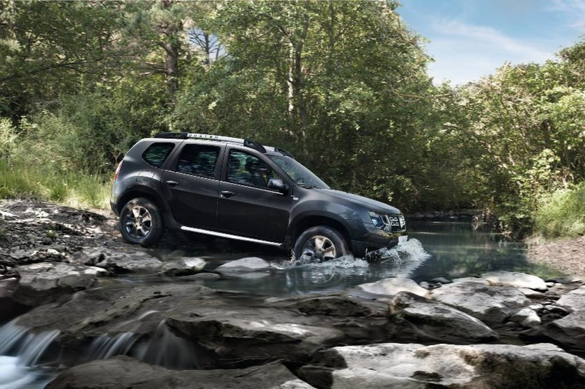 Dacia: Duster το απόλυτο Crossover (photos)