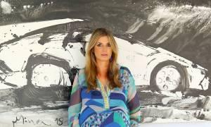 Η Μίνα Παπαθεοδώρου-Βαλυράκη έκανε την έναρξη του 33ου Festival Ficts στο Μιλάνο (pics+video)