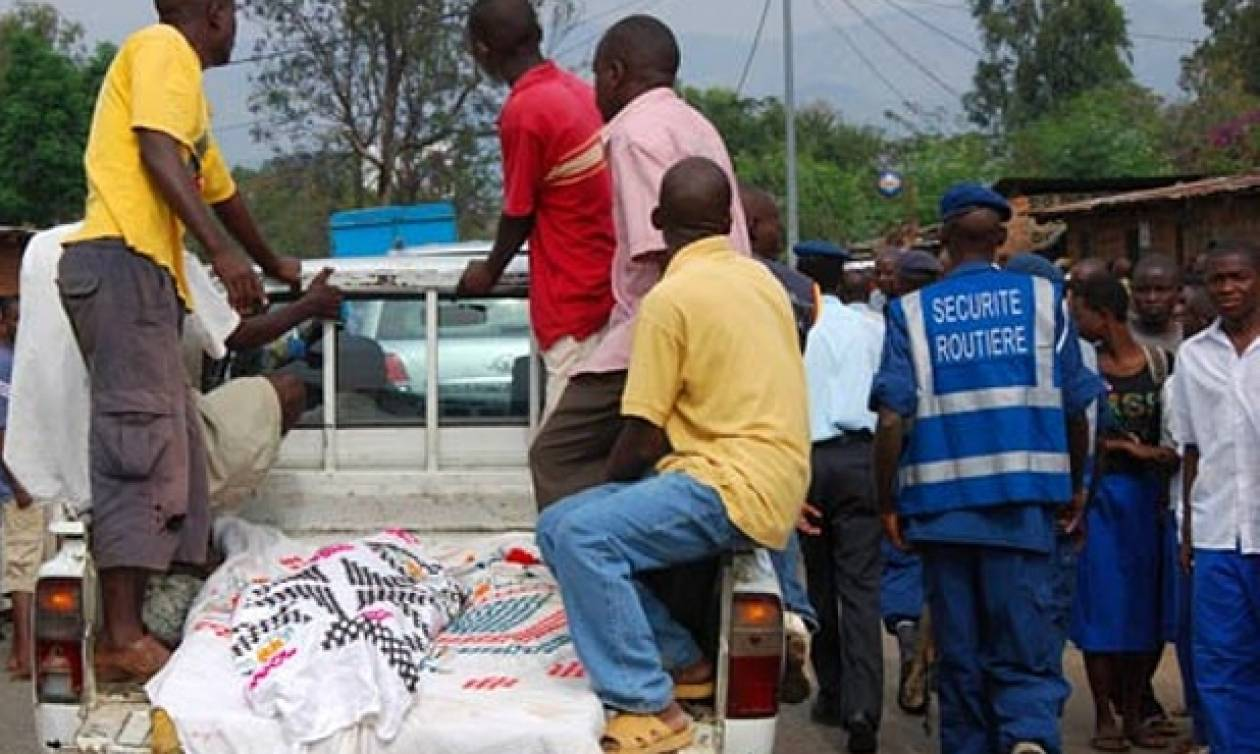 Μπουρούντι: Επτά άνθρωποι εκτελέστηκαν μέσα σε μπαρ στη Μπουζουμπούρα