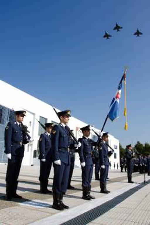 H Πολεμική Αεροπορία εορτάζει τον προστάτη της (pics)