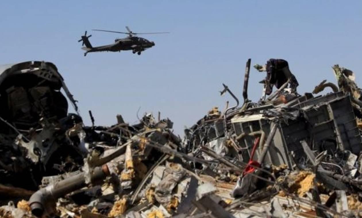 Βέβαιοι και οι Αιγύπτιοι εμπειρογνώμονες για την έκρηξη βόμβας πριν τη συντριβή του Airbus