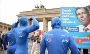 Ανεβάζουν απειλητικά τα ποσοστά τους οι ακροδεξιοί του AfD στη Γερμανία