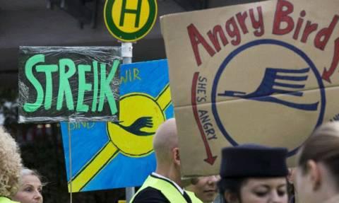 Απεργίας συνέχεια για το προσωπικό της Lufthansa και ταλαιπωρία για 113.000 επιβάτες