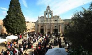 Ρέθυμνο: Εορτάστηκε η 148η επέτειος του Ολοκαυτώματος του Αρκαδίου