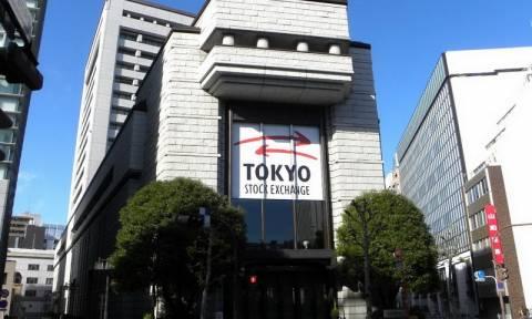 Με άνοδο ξεκίνησε η εβδομάδα στο χρηματιστήριο της Ιαπωνίας