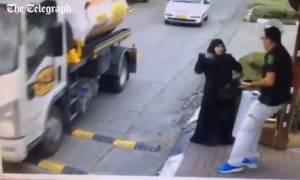 Νέα επίθεση με μαχαίρι και «εξουδετέρωση» Παλαιστίνιας (video)