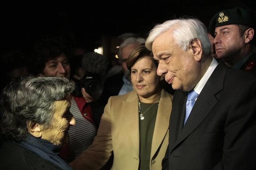 Η γιαγιά από τη Λέσβο συναντά τον Πρόεδρο της Δημοκρατίας - Τι ειπώθηκε;