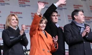 Ο «Πατριωτικός Συνασπισμός» νικητής των εκλογών στην Κροατία