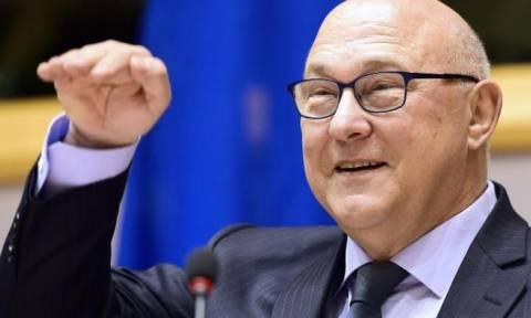 Σαπέν: Θέλουμε συμφωνία με την Ελλάδα στο Eurogroup