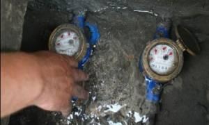 Ζάκυνθος: Υδρομετρητές έκαναν «φτερά» από τα σπίτια