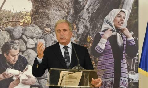 Αβραμόπουλος: Δεν συνταξιοδοτήθηκα επειδή πήγα στην ΕΕ