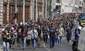 Ανέκρουσε πρύμναν ο Βορράς για το προσφυγικό - Πανικός με τη συνεχιζόμενη ροή εκτοπισμένων