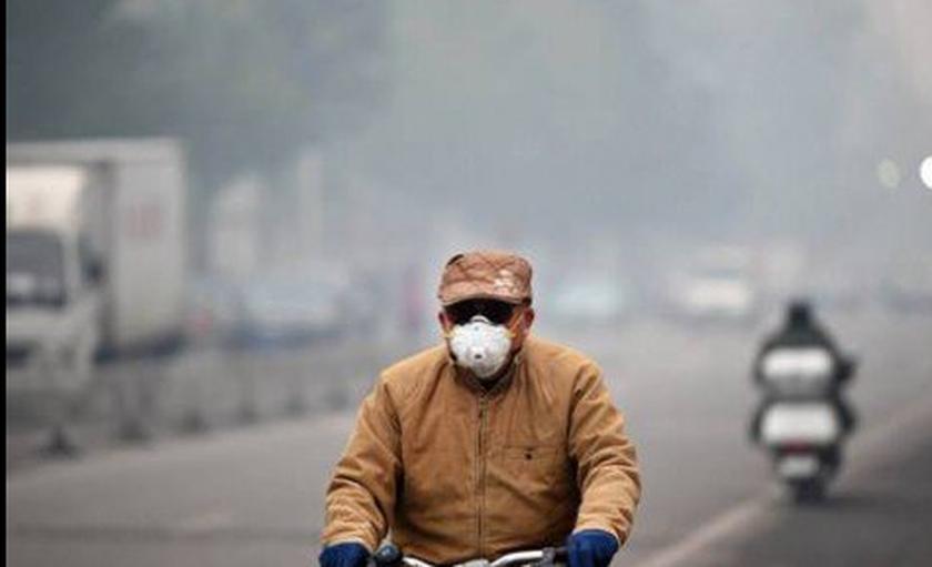 Η αιθαλομίχλη «σκέπασε» την Κίνα - Απίστευτες εικόνες