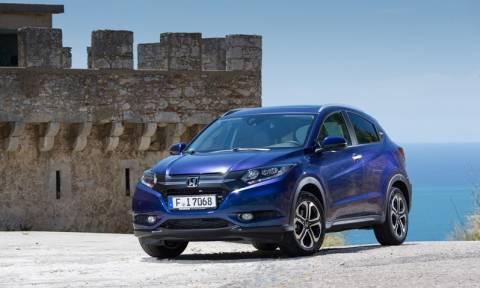Honda: Τα νέα HR-V και Jazz με πέντε αστέρια στο Euro NCAP (photos)