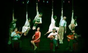 Μαρίκα, από την Nocebo Art Company στο Γυάλινο Μουσικό Θέατρο