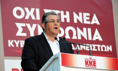ΚΚΕ: Ξαναπαίζει το έργο των «κόκκινων γραμμών» η κυβέρνηση