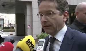 Eurogroup - Ντάισελμπλουμ: Δεν θα εκταμιευθούν σήμερα τα 2 δισ. για την Ελλάδα