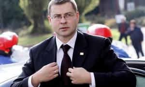 Eurogroup - Ντομπρόβσκις: Η ελληνική κυβέρνηση είναι αποφασισμένη, αλλά υπάρχουν εκκρεμότητες