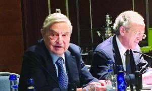 Τζορτζ Σόρος: Με τα λεφτά του γεμίζει αίμα το Αιγαίο