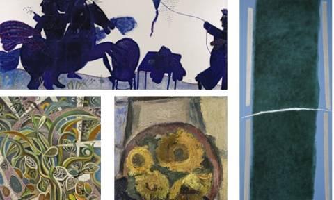 Sotheby's: Δημοπρασία Τέχνης 20ου Αιώνα με 15 Έργα Ελλήνων καλλιτεχνών