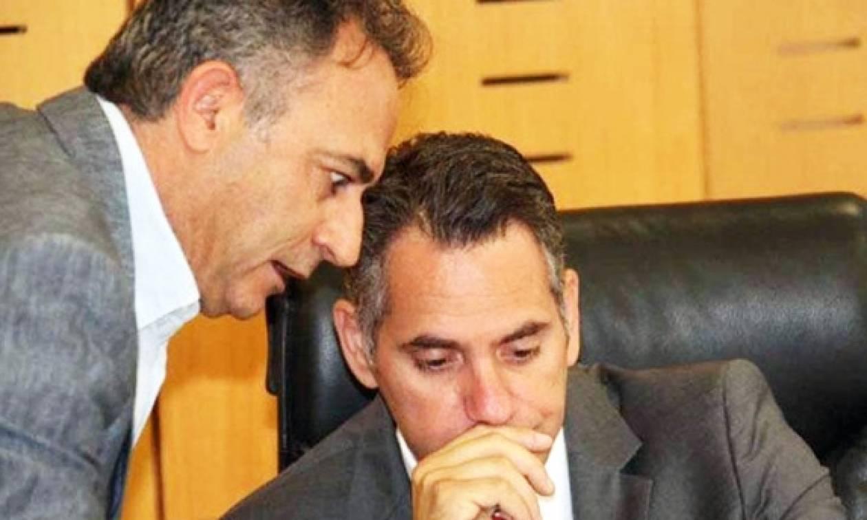 Νεοφύτου-Παπαδόπουλος συζητούν για το Κυπριακό
