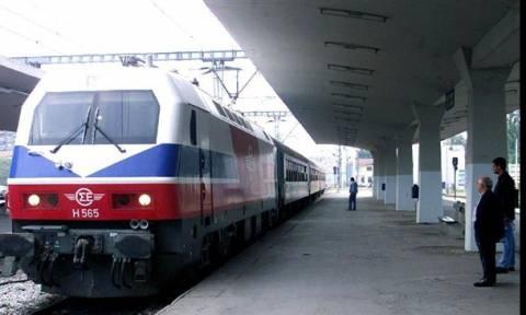 ΤΡΑΙΝΟΣΕ: Ποια δρομολόγια ματαιώνονται λόγω της απεργίας των σιδηροδρομικών