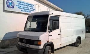 Έβρος: Έκρυβαν 47 μετανάστες σε μία κλούβα - Συνελήφθησαν 7 διακινητές