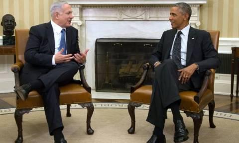 Ομπάμα: Προτεραιότητα της Ουάσιγκτον είναι η ασφάλεια του Ισραήλ