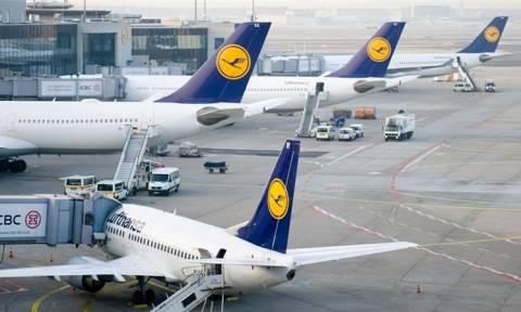 Lufthansa: 136 πτήσεις θα ακυρωθούν σήμερα